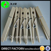 Chinese Best Quality Wooden Cloth Pegs
