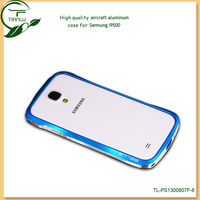Wholesale aluminum frame case for samsung galaxy s4,wonderful promotional case cover