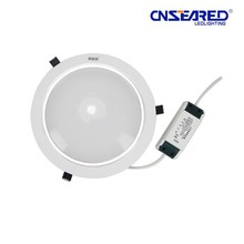 integrated energy saving led downlight 18w walkway office warm white pure white