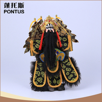 Fantastic design opera character wood puppet latest gift items