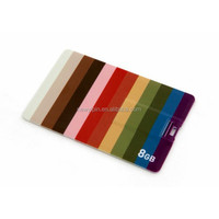 Funny Full color logo printing credit card usb business card usb flash drive usb memory stick
