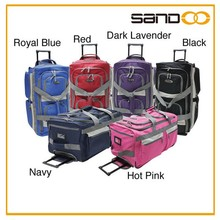 New product 2015 latest upright luggage bags and cases, suit bag luggage from china