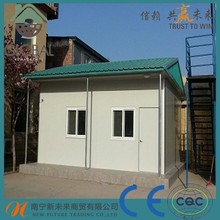 low cost bamboo prefabricated house