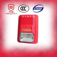 Warning Light Sound Alarm