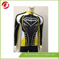 100% Polyester Fashionable Cycling Jersey Kit