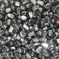 Tumbled Natural Magnetite Stones