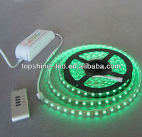 high voltage smd 5050 FR rgb flexible led light strips 60leds continuous length flexible led light strip