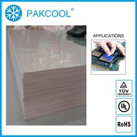 400x200x1.0 green product easily tear resistant thermal gap filler pad TP 215 1.0 mm