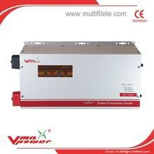 24v to 48v 50Hz/60Hz LCD VMI-D5OOOW intelligent pure sine wave form Power Inverter