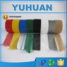 High Quality Silver Customized Flat Cloth Duct Adhesive Tape From Manufacturer