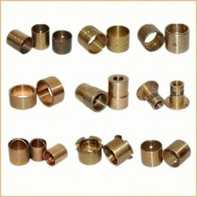 Threaded conduit bushing manufacture