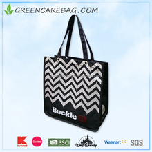 custom printed canvas shopping bag