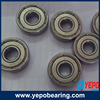 High quality deep groove ball bearing 608Z, high precision,with competitive price, all famous brands from home and abroad
