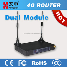 Industrial Dual Module Hot backup 3G/4G Router