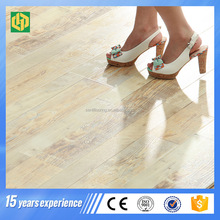 Hot selling 6mm 7mm 15mm laminate flooring with best price