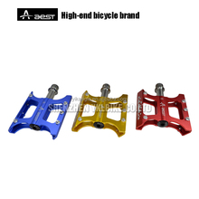 Professional Manufacturer!! 2015 AEST Bicycle pedals with aluminium alloy on hot sales,Road bike pedals