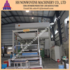 new condition 3200mm pp spunbond fabric production line for curtain fabric