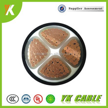 4x4mm2 electrical power cable making equipments