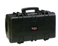 plastic camera case wholesale waterproof case for equipment flight case with handle No(512722)