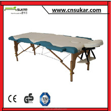 Promotion Mixed Color Spa Massage Table