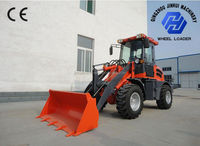 1.5 ton mini loader with snow blower for sale