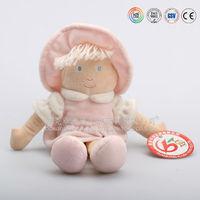 Plush toy shenzhen ICTI factory wholesale rag dolls