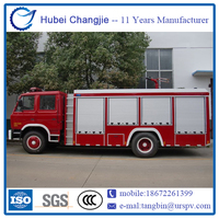 Hot-Selling High Quality Low Price size of fire truck