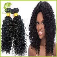 100 g / piece Can be Dyed Natural Black Virgin Cambodian Remy Hair