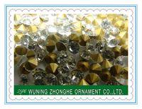 2014 wholesale machine cut shamballa glass beads ss4.5-ss39