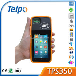 TELPO TPS350 wireless mobile pos terminal gprs