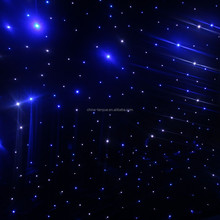 led light stage curtain LED star curtain