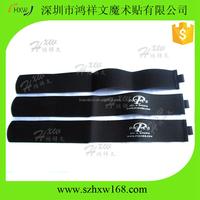 hook loop rubber ski strap for winter sports