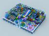 multiplay mode effective manufacturers CE certificate floor mat soft play