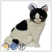 Buy super soft animal stuffed toy cat