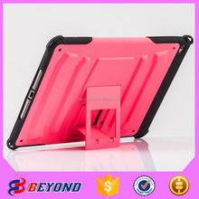new hot selling products cell phone case PC and TPU material case for iPad 6