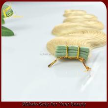 Wholesale 100% Brazilian Remy Human Hair, Tape Hair Extension