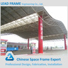 Low Cost Gas Station Canopy