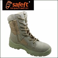 High quality beige cheap military desest boots