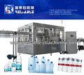 La botella de auto sistema de llenado/botella de agua de llenado de la máquina( 3 en 1 unidad)