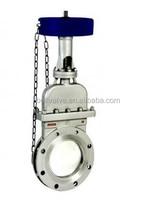 chain wheel waterous gate valve