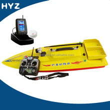 Hyz-105g sonar gps tf640 elektrikli mücadele yem tekne