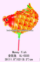 good quality and hot sell Money fish foil balloon manufactory,make foil balloons,CE approved