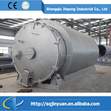 Pollution Free Highly Efficiency Used Tire Plastics Recycling Equipment Prices