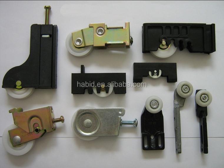 Ruedas puertas correderas de aluminio materiales de - Ruedas para armarios ...
