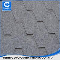 asphalt roofing shingles 1000mm*333MM