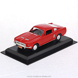L4014 die-cast ford mustang classic model cars