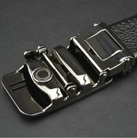 1шт очаровательный мужчин натуральной кожи автоматическая пряжка pin пряжка ремня моды ремни для мужчин bz671991