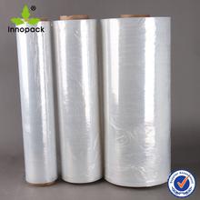 POF/PET/PE/PVC heat shrink film /clear heat shrink plastic film in roll