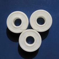 627-2RS Full Ceramic Bearings 7x22x7 mm Si3N4 ZrO2 Sealed Ceramic Ball Bearings 627 2RS or 627 RS