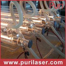Shanghai Puri High Reputation 80W CO2 Laser Tube With Power Supply
